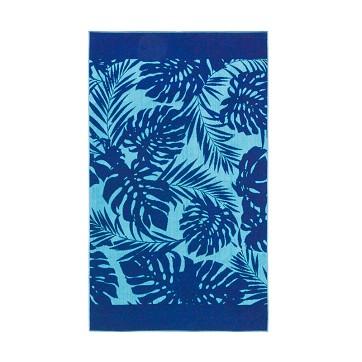 "Toalla Playa ""Maui"" Terciopelo 100X170 Cms."