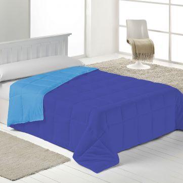 """Edredón Comforter """"Basic Liso"""" Reversible"""