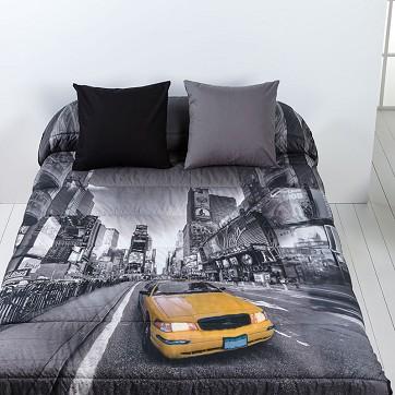"""Edredón Comforter """"Car"""" Estampado"""