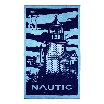 "Toalla Playa ""Nautic"""