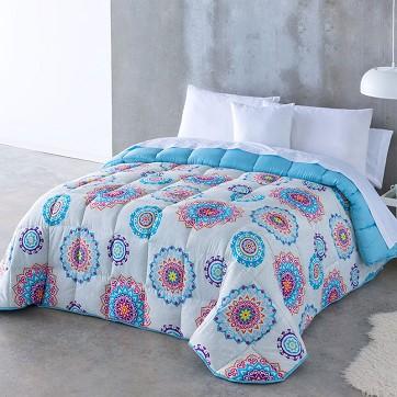 """Edredón Comforter """"Bombay"""" Reversible"""