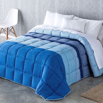"""Edredón Comforter Reversible """"Chicago"""""""