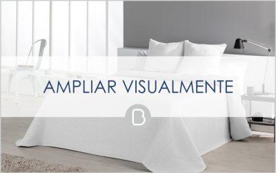 5 maneras de ampliar visualmente una habitación
